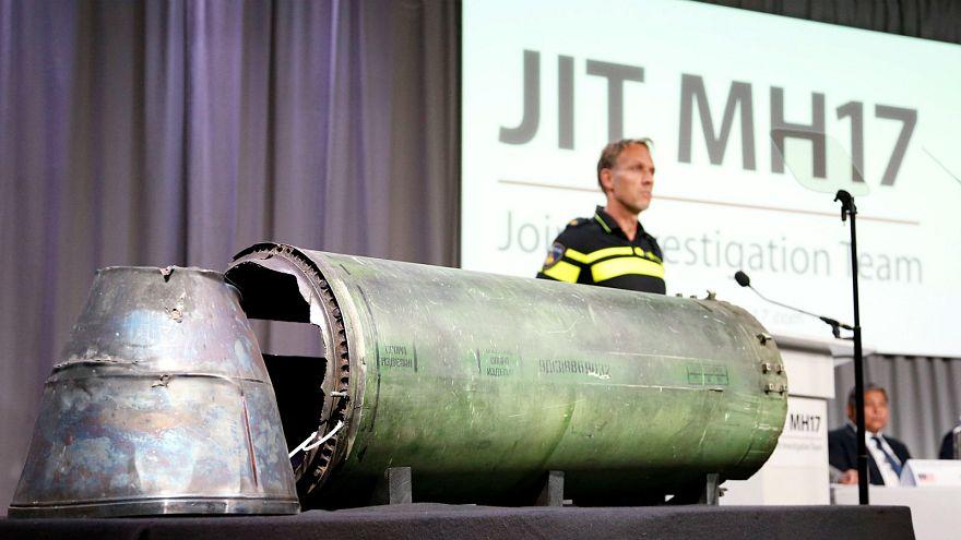 Vol MH17 : le missile provenait d'une unité militaire russe (enquêteurs)