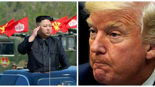 كوريا الشمالية تصف تصريحات بنس بالحمقاء