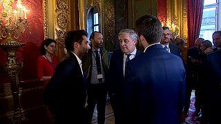 Los ganadores de los premios al liderazgo europeo