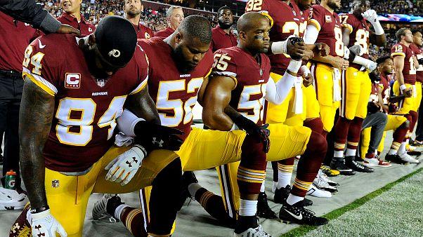 Football américain : debout ou aux vestiaires
