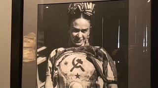 New collection of Frida Kahlo's work
