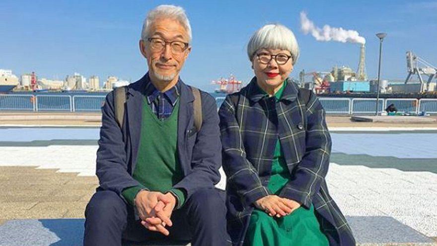 Nyugdíjas japán házaspárért őrül meg a fél világ