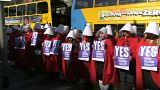 Ирландия спорит об абортах