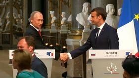 """Макрон едет к Путину спасать """"ядерную сделку"""""""
