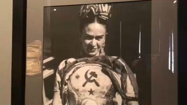 Artista mexicana Frida Kahlo