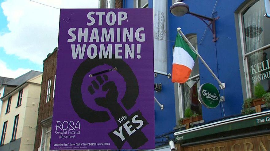 L'avortement divise l'Irlande