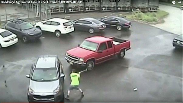 شرطة فيلادلفيا تبحث عن المعتدي بالمطرقة
