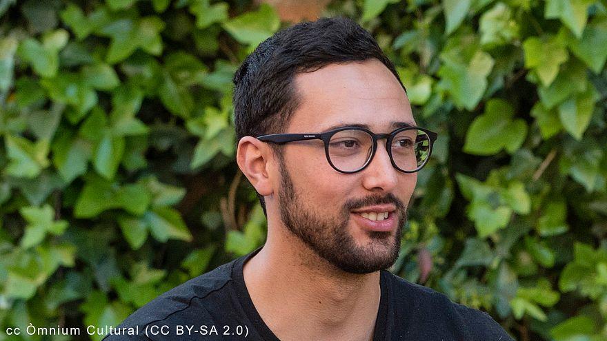 Photo du rappeur espagnol Valtonyc sur site musique.