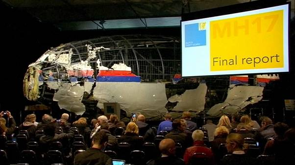 Russia blamed for MH17 tragedy