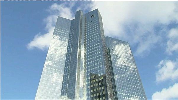 Deutsche Bank сокращает штат сотрудников