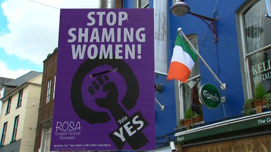 Irlanda vota en referéndum la reforma de la ley del aborto