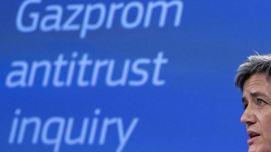 EU rüttelt an Gazproms Monopol in Osteuropa