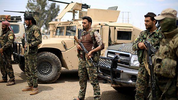 Syrie : les forces kurdes annoncent la capture d'un djihadiste français