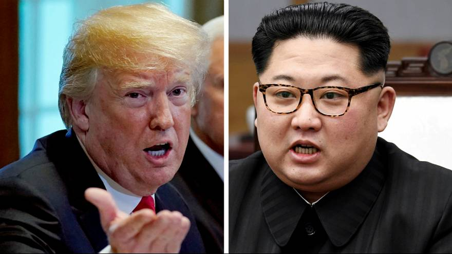 Donald Trump já não vai reunir-se com Kim Jong-un a 12 de junho