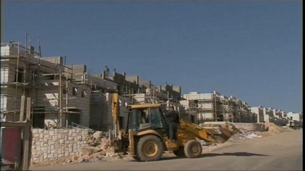 Cisjordanie : extension des colonies