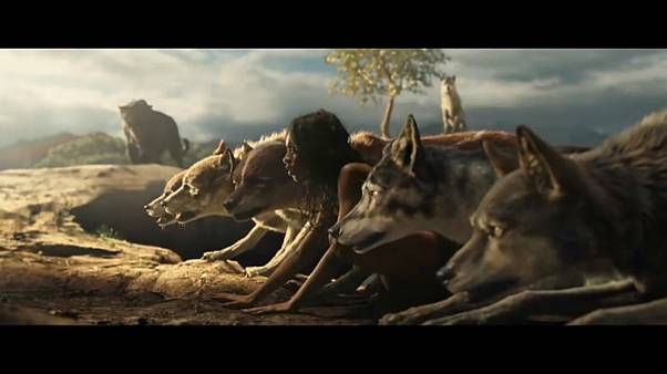 """قصة فتى الأدغال """" ماوكلي"""" في فيلم جديد من هوليوود"""