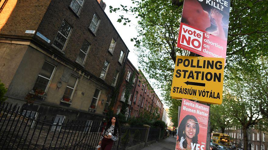 Irish abortion campaign