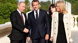 Macron and Putin lament cancellation of US-North Korea summit
