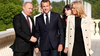 Macron and Putin lament cancellation of US-North Korea summit