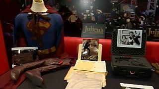 Amerikalı komedyen Jerry Lewis'in eşyaları açık arttırmada satılacak