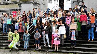 بلژیک؛احساسات جریحه دارشده شهروندان در پی تیراندازی و مرگ دختربچه کرد