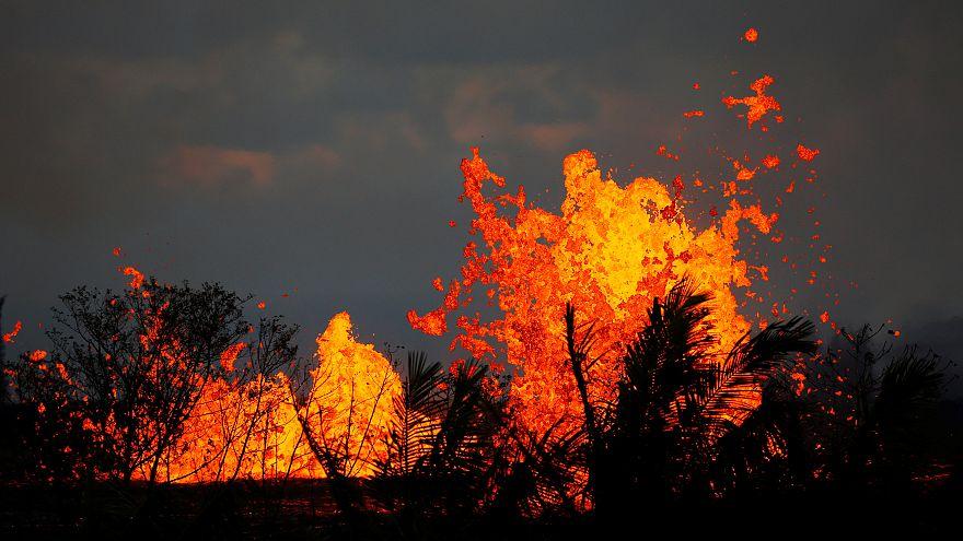 Vulkan Kilauea: Keine Aussicht auf Entwarnung
