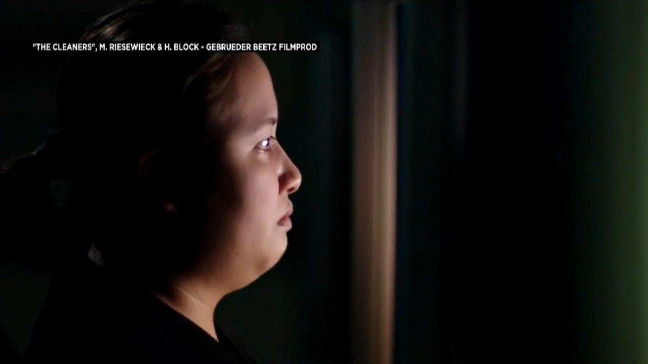 """""""The Cleaners"""" : les nettoyeurs du web sortent de l'ombre"""