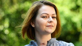 Το Κρεμλίνο αμφισβητεί τη Γιούλια Σκριπάλ