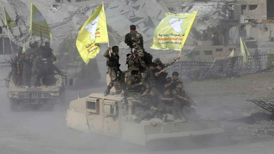 قوات سوريا الديمقراطية تعتقل قياديا فرنسيا بارزا في داعش بالرقة