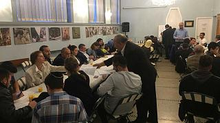 -Brussels-Breaking the Ramadan fast in a synagogue