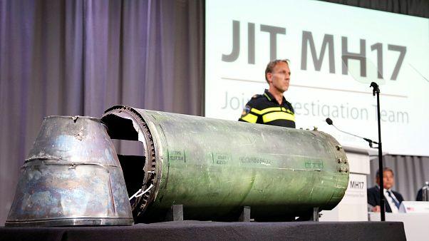 Moszkva tagadja, hogy részt vett volna a maláj gép lelövésében