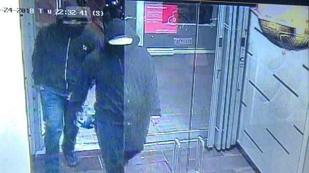 پلیس در جستجوی دو مظنون بمبگذاری تورنتو