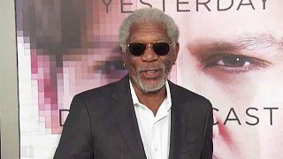Morgan Freeman apologises after assault claim