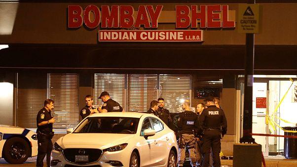 Restaurante indiando em Mississauga alvo de presumível ataque à bomba