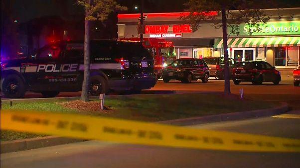 Kanada'da restorana bombalı saldırı: 15 yaralı