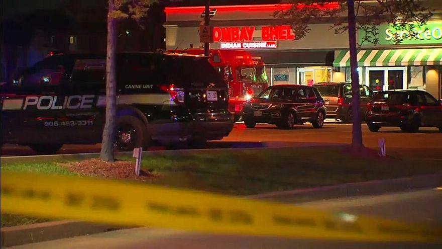 Mississauga: Explosion in Restaurant, zwei Verdächtige fliehen