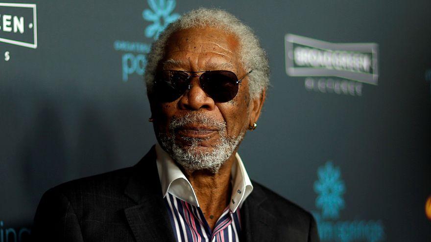 Morgan Freeman accusé de harcèlement sexuel