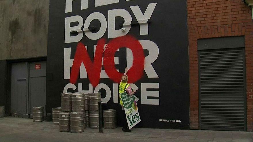 Ireland abortion referendum: Thousands of Irish citizens go #HomeToVote