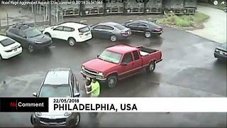 Etats-Unis : un automobiliste en attaque un autre à coups de masse