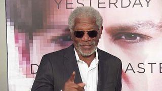 #MeToo-Abbitte von Oscar-Preisträger Morgan Freeman