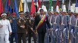 Nicolás Maduro für eine zweite Amtszeit vereidigt