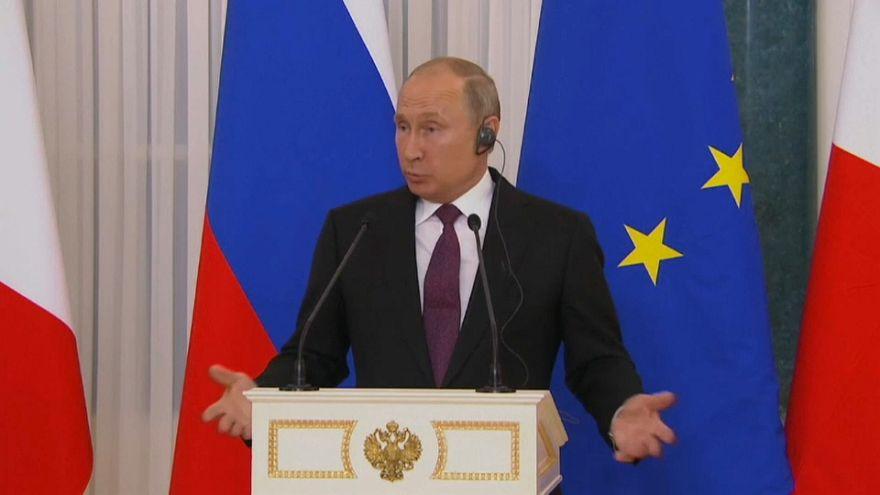 Putin exige participar en la investigación del MH17 para reconocer los resultados