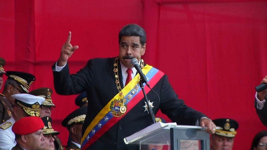Мадуро: США готовят военный переворот