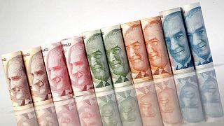 ترکیه برای مبارزه با سقوط ارزش لیر بهره بانکی را افزایش داد