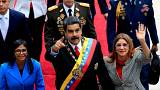 Maduro accuse Washington de conspiration