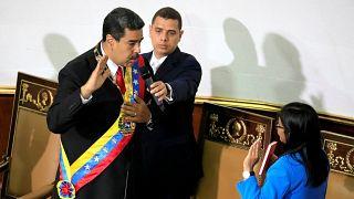 Venezuela: Maduro başkanlık görevi için yemin etti