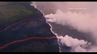 Nem csökken a veszély Hawaii-on