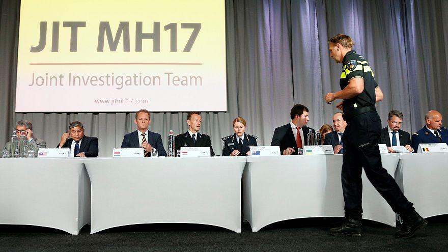 Vol MH17 : les Pays-Bas et l'Australie tiennent la Russie responsable
