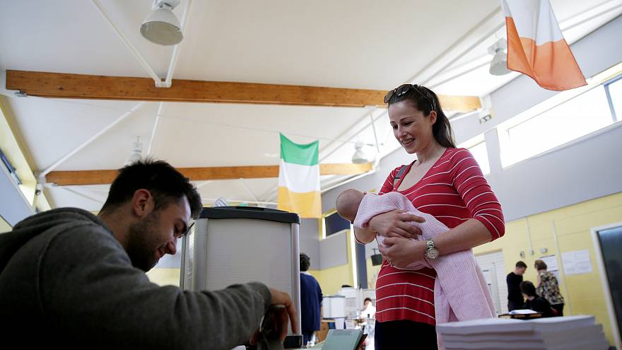 Irlanda se pronuncia en referéndum sobre el aborto