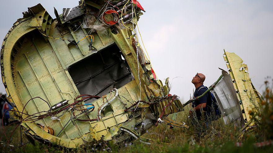 Image result for سقوط هواپیمایی مالزی | پرواز شماره ۱۷